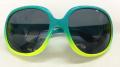 幼児用UVカットサングラス ブルーフレーム 2~6歳 ポリカーボネイド