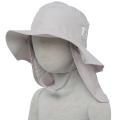 インセクトシールド (Insect Shield) 虫よけ 幼児帽子, グレー50cm, ポリエステル