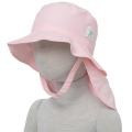 インセクトシールド (Insect Shield) 虫よけ ベビー帽子, ピンク46cm, ポリエステル