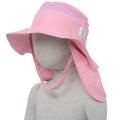 インセクトシールド (Insect Shield) 虫よけ 幼児帽子, ピンク52cm, ポリエステル