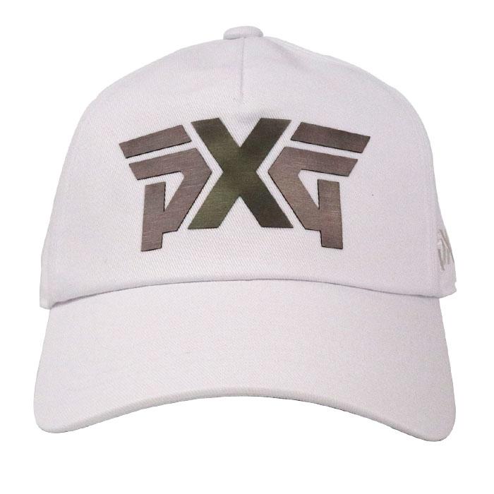 PXG Washing Cotton Cap ホワイト