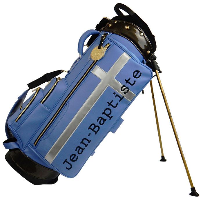 【日本正規販売店】Jean-Baptiste ジャン・バティスト 18' 5th アニバーサリースタンドキャディバッグ JB504CB ライトパープル