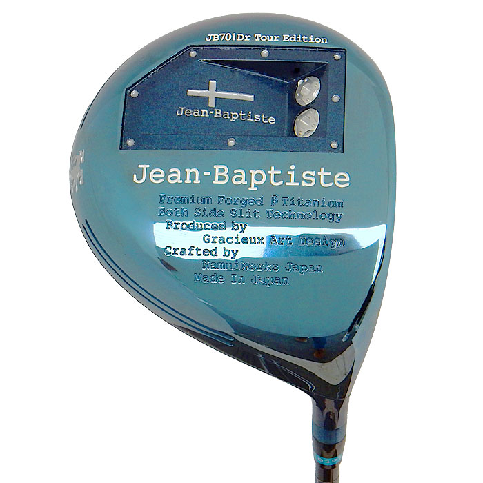 【日本正規販売店】Jean-Baptiste ジャン・バティスト JB701 Tour Edition JPバージョン ドライバー  【ヘッドのみ】