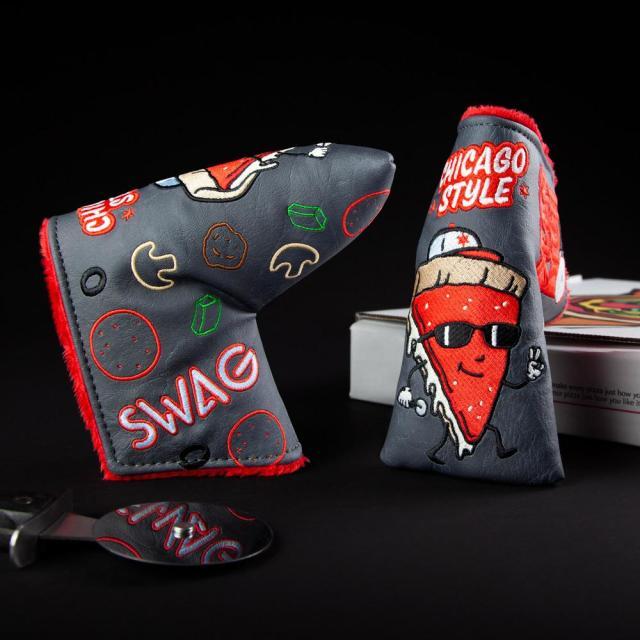 SWAG GOLF スワッグ パターカバー ディープ ディッシュ シカゴスタイル カバー