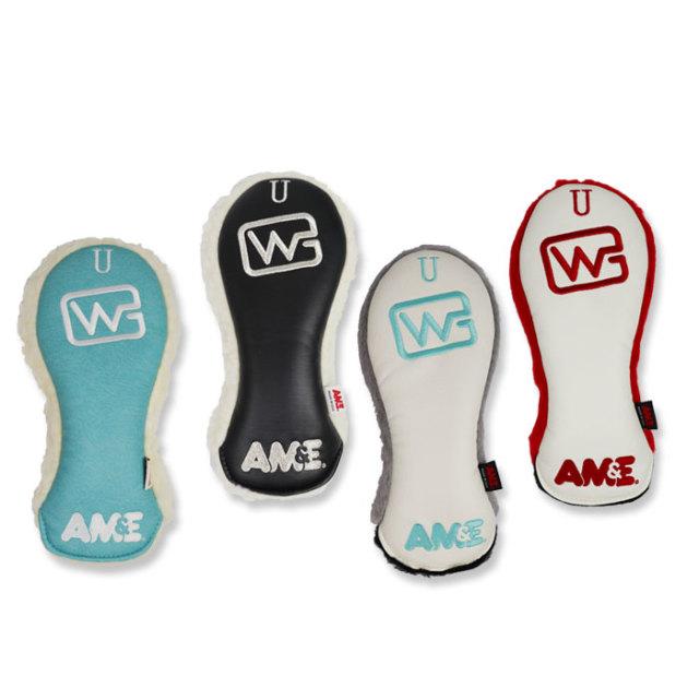 AM&E WIZARD オリジナルヘッドカバー ユーティリティ用