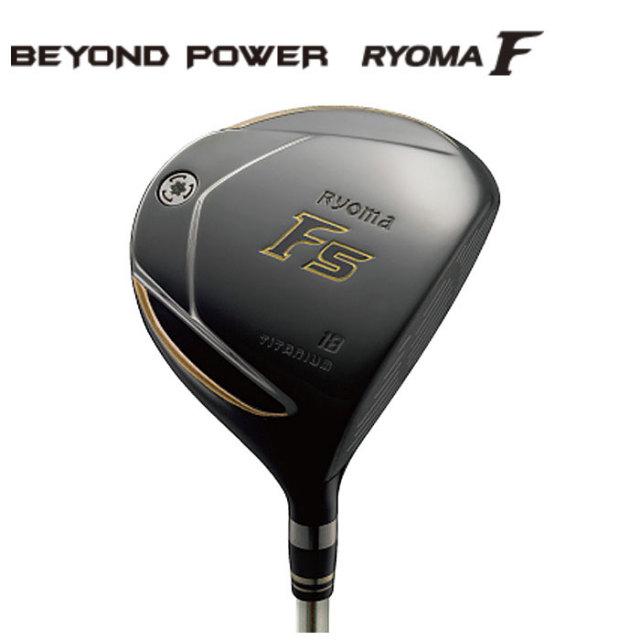 リョーマゴルフ RYOMA F ブラックIP BEYOND POWER(参考価格)