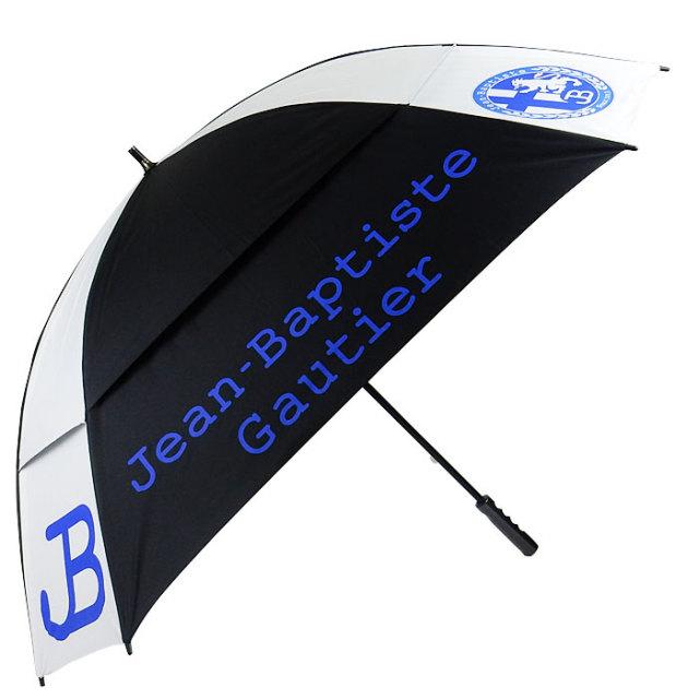 【日本正規販売店】Jean-Baptiste ジャン・バティスト 17' TOUR Umbrella シルバー/ブラック