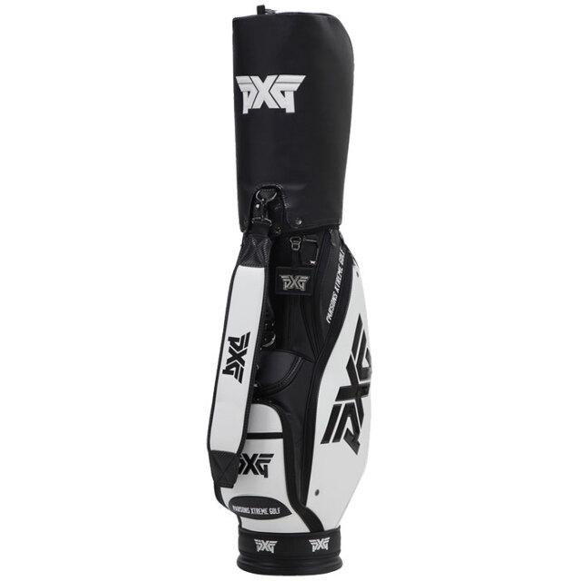 PXG 9 Lite Caddy Bag ブラック/ホワイト