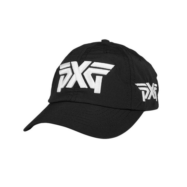 PXG 17' UNSTRUCTERD CAP キャップ ブラック