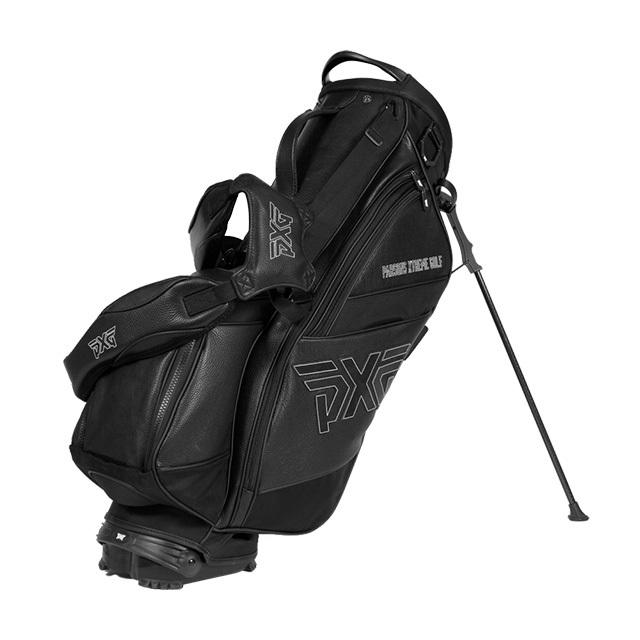 PXG Lifted スタンドバッグ 9インチ×10インチ ブラック