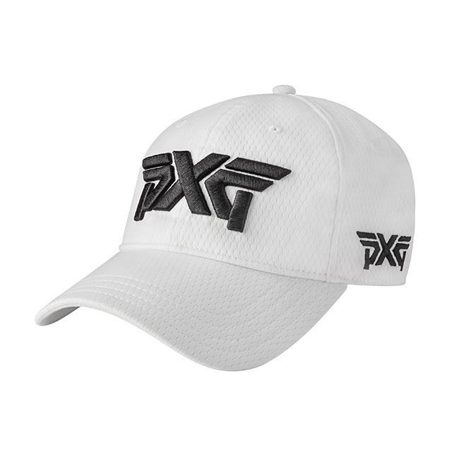 PXG 17' UNSTRUCTERD PROHEX VELCRO CAP キャップ ホワイト
