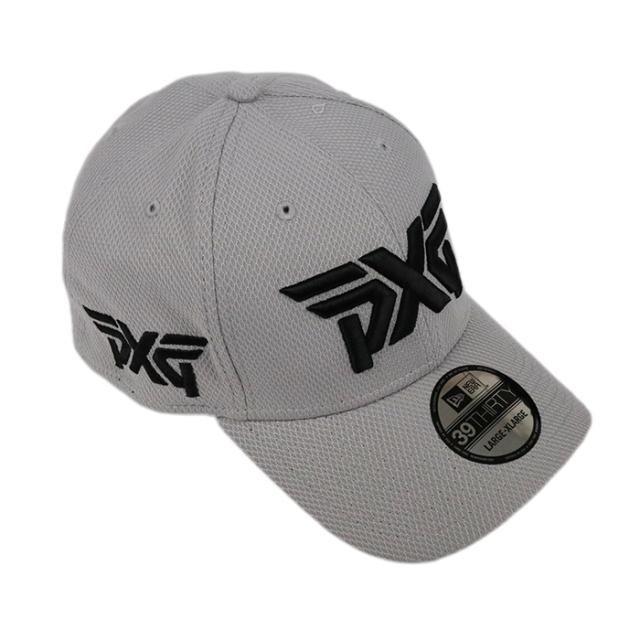 PXG 18' Diamond Era Fitted Hat CAP グレイ