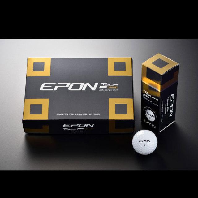 EPON エポン オリジナル ゴルフボール Tour F4