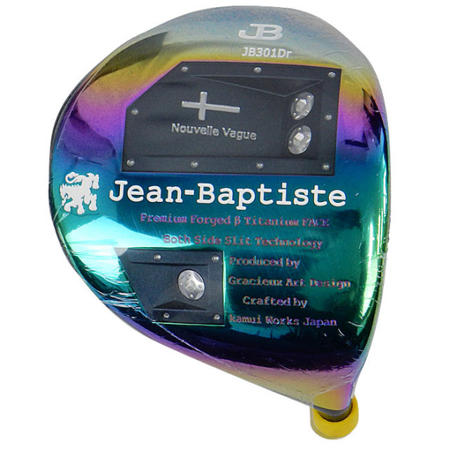 【日本正規販売店】Jean-Baptiste ジャン・バティスト JB301Dr Nouvelle Vague 【ヘッドのみ】