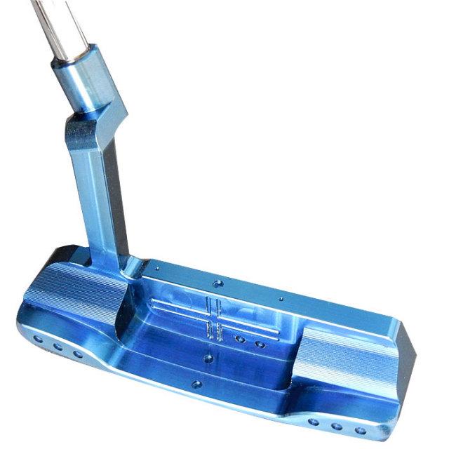 【日本正規販売店】Jean-Baptiste ジャン・バティスト JB501P Milled blue ブルー パター  【ヘッドのみ】