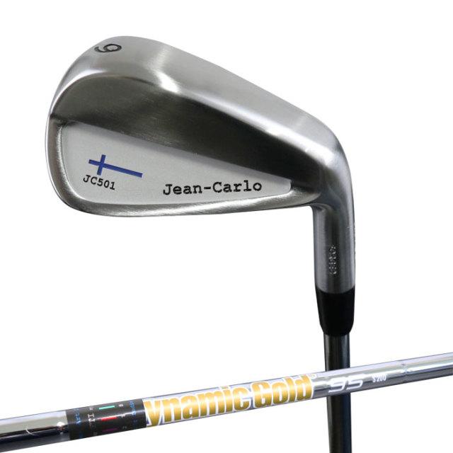【日本正規販売店】Jean-Carlo ジャン・カルロ JC501Iron FTIシステム Dynamic Gold95 S200(#5-PW)