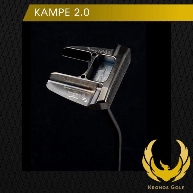 KRONOS KAMPE2.0 パター -クロノスゴルフ-