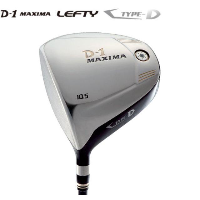 リョーマゴルフ  RYOMA D-1 MAXIMA LEFTYドライバー TYPE-D 45.25インチ(参考価格)
