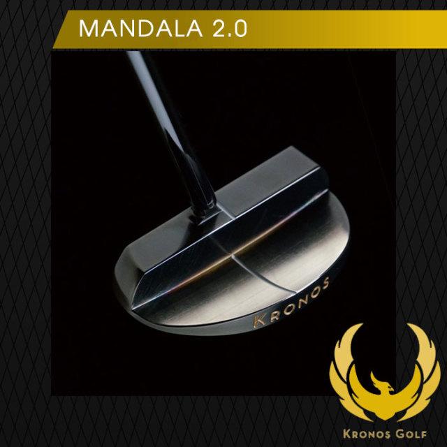KRONOS MANDALA 2.0 パター -クロノスゴルフ-