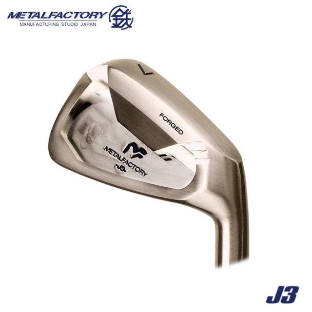 METAL FACTORY メタルファクトリー J3(シャフト:N.S.PRO MODUS3 WEDGE 参考価格)