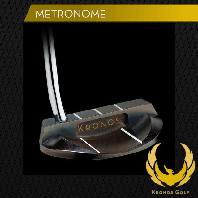 KRONOS METRONOME パター -クロノスゴルフ-
