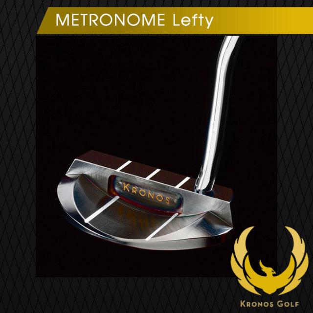 KRONOSMETRONOME Lefty パター -クロノスゴルフ-