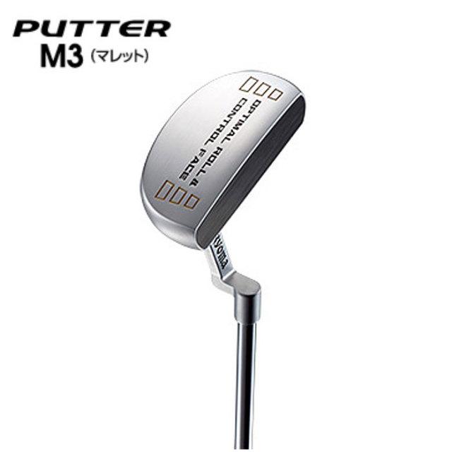リョーマゴルフ RYOMA PUTTER M3(参考価格)
