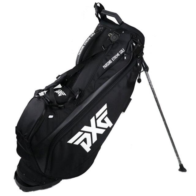 PXG 2020 Light Weight Carry Stand Bag ブラック