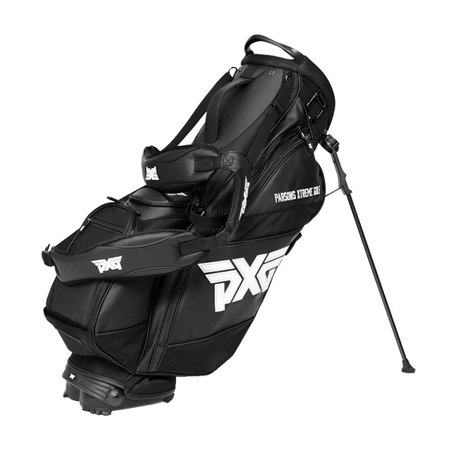 PXG クラシック スタンドバッグ 8.5インチ ブラック(US仕様)