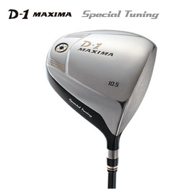 リョーマゴルフ RYOMA 高反発 D-1 MAXIMA Special Tuning ミラー 45.25インチ(参考価格)