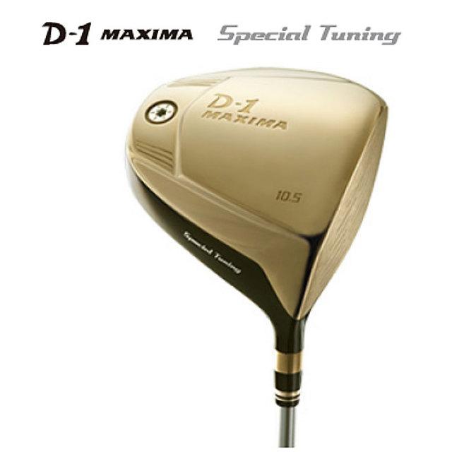 リョーマゴルフ RYOMA 高反発 D-1 MAXIMA Special Tuning ゴールドIP 46.5インチ(参考価格)