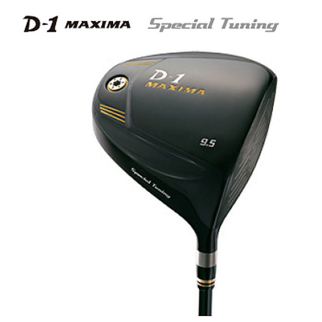リョーマゴルフ RYOMA 高反発 D-1 MAXIMA Special Tuning ブラックIP(特注)45.25インチ (参考価格)