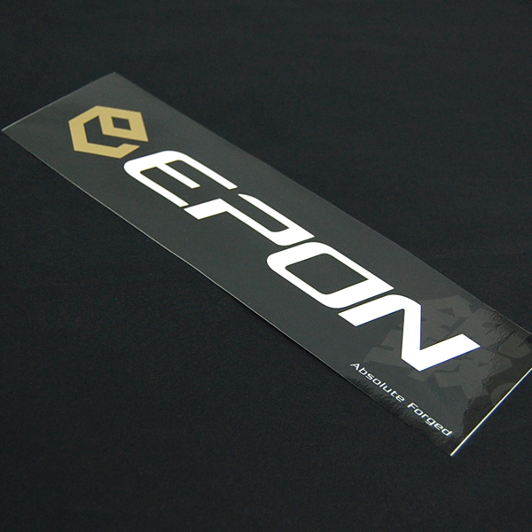 EPON エポン オリジナル ステッカー 大