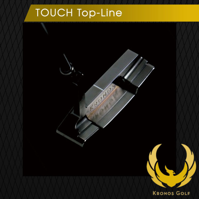 KRONOS TOUCH Top-Line パター -クロノスゴルフ-