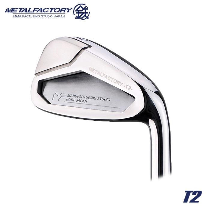METAL FACTORY メタルファクトリー T2 アイアン (シャフト:N.S.PRO 950GH neo 参考価格)