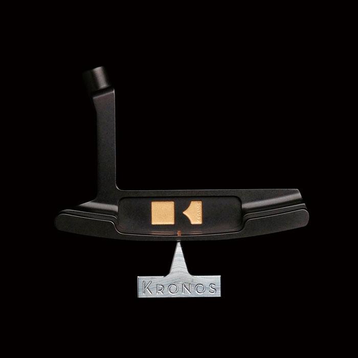 KRONOS GOLF クロノスゴルフ PATINA Black パター 【世界数量限定20本】