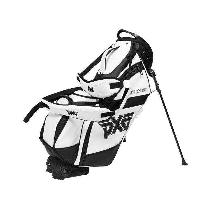 PXG Black&White Stand Bag ブラック&ホワイト スタンドバッグ 8.5インチ