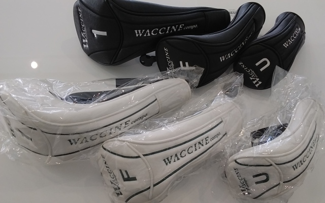 WACCINE compo. オリジナル ヘッドカバー(限定版)