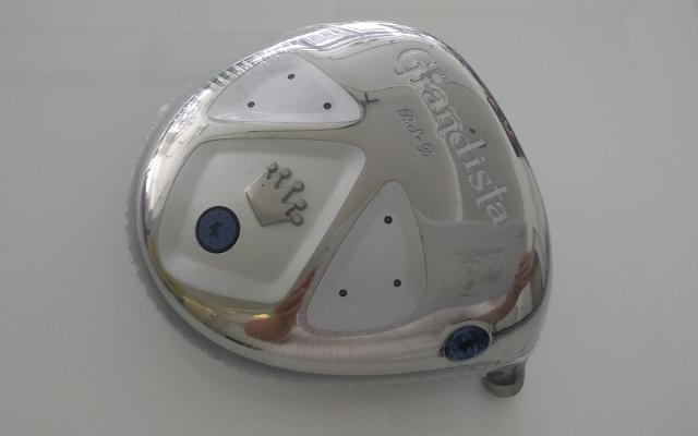 グランディスタ ドライバー【Grandista RS-D DRIVER HEAD】*シャフト、グリップ別売