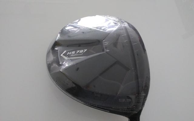 イオンスポーツ ドライバー【GIGA HS797 Additional DRIVER HEAD】*シャフト、グリップ別売、ヘッドカバー付