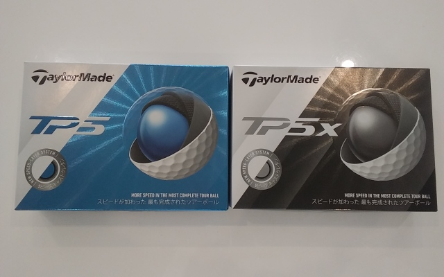 テーラーメイド TP5・TP5x ゴルフボール 1ダース 12球 TaylorMade