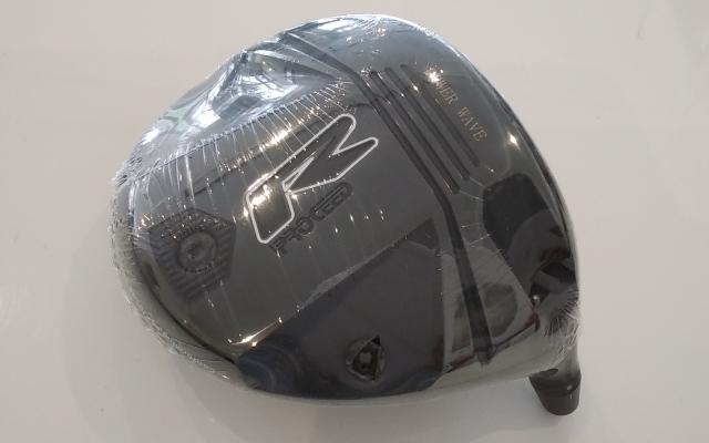 ジャステック ドライバー【PROCEED DOUBLE-R 450 DRIVER HEAD】*シャフト、グリップ別売、ヘッドカバー、レンチ付