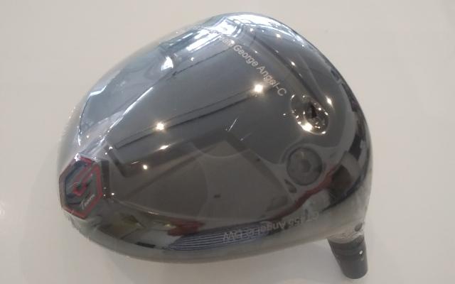 GTD ドライバー【GTD Angel-C DRIVER HEAD】*シャフト、グリップ別売、ヘッドカバー、レンチ付
