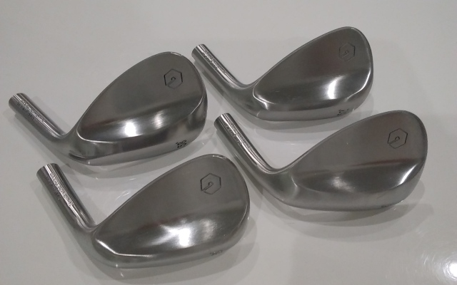 GTD ウエッジ【GTD Double Forged WEDGE NO PLATING HEAD】*シャフト、グリップ別売