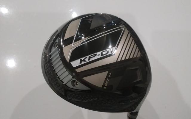 カムイ ドライバー【KAMUI KP-01 DRIVER HEAD】*シャフト、グリップ別売