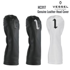 VESSEL ヘッドカバー【Genuine Leather HC3117】