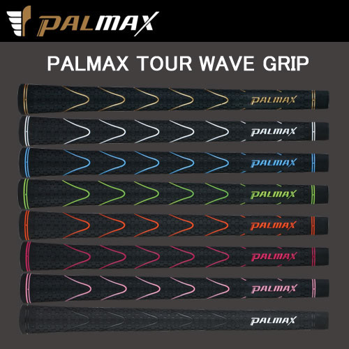 PALMAX TOUR WAVE GRIP