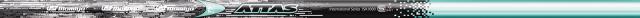 USTマミヤシャフト【UST MAMIYA ATTAS EZ IP BLUE UT SHAFT】*ヘッド、グリップ別売