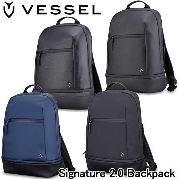 VESSEL バックパック【Signature2.0 Back pack 3104118】
