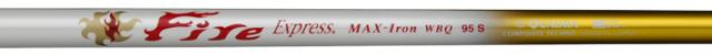 コンポジットテクノ シャフト【COMPOSITE TECHNO FIRE EXPRESS MAX-IRON WBQ95 SHAFT】*ヘッド、グリップ別売